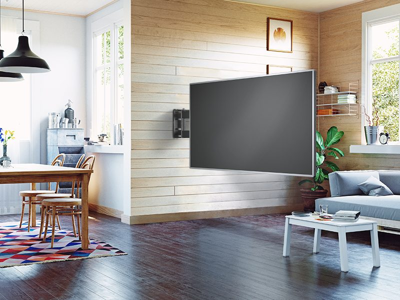 Cómo elegir el soporte de pared para TV adecuado
